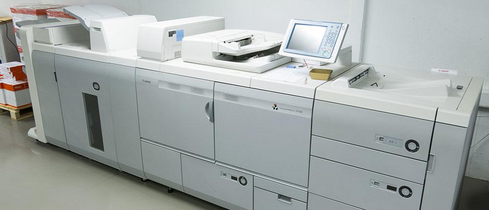 Système et machine d'impression professionnelles BAN